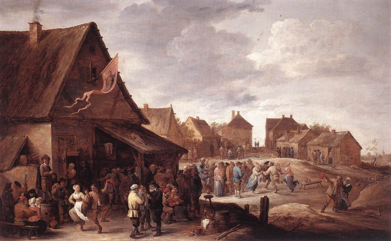Village Feast | David The Younger Teniers | Oil Painting