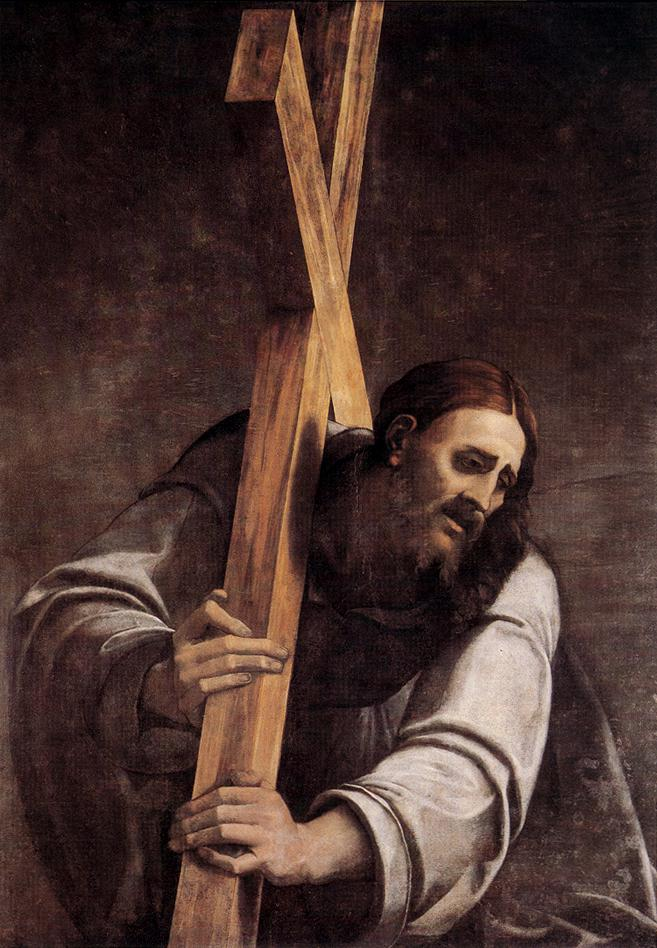 Christ Carrying The Cross 1535-40 | Del Piombo Sebastiano | Oil Painting