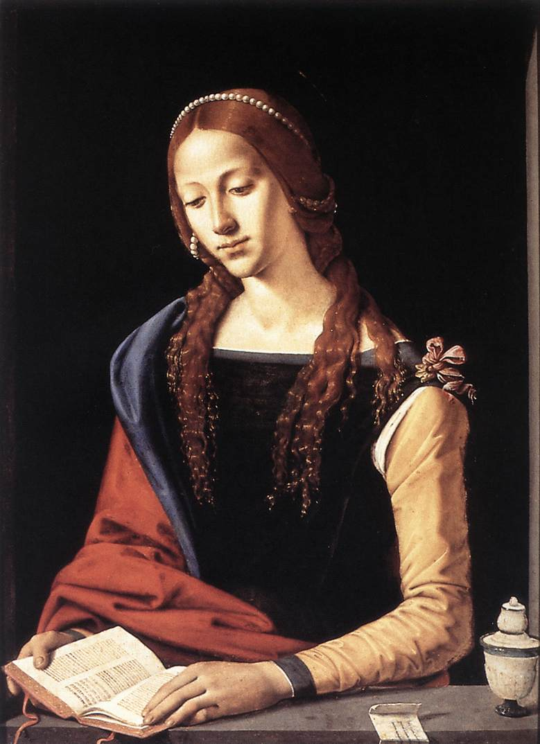 St Mary Magdalene 1490s | Di Cosimo Piero | Oil Painting