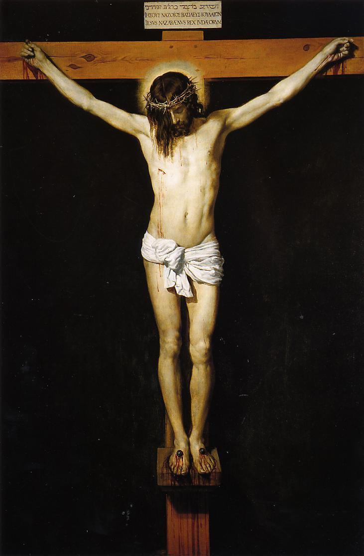 The Crucifixion 1632 | Diego Velazquez | Oil Painting