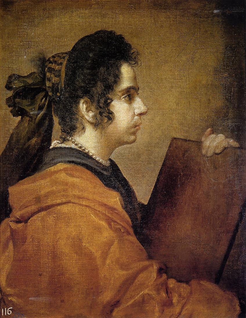 A Sibyl 1630 1631 | Diego Velazquez | Oil Painting