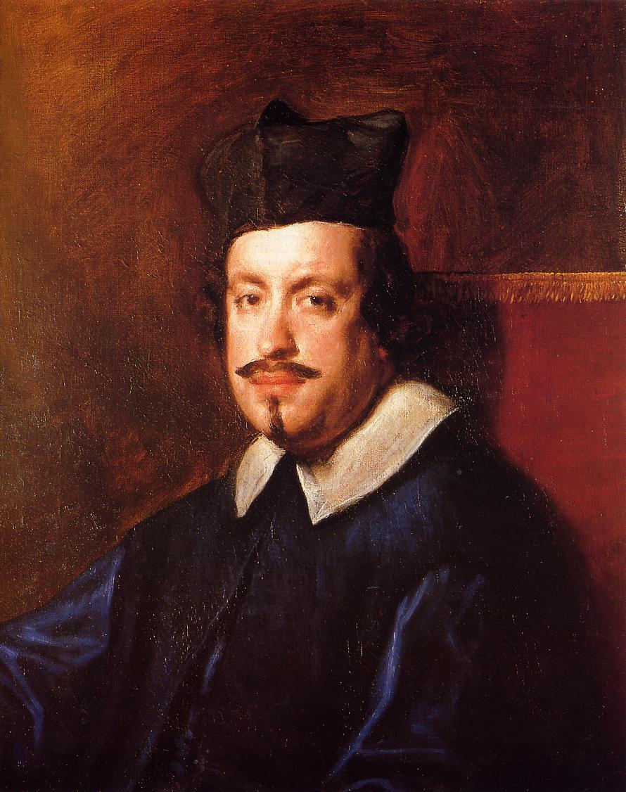 Camillo Massimi 1650 | Diego Velazquez | Oil Painting