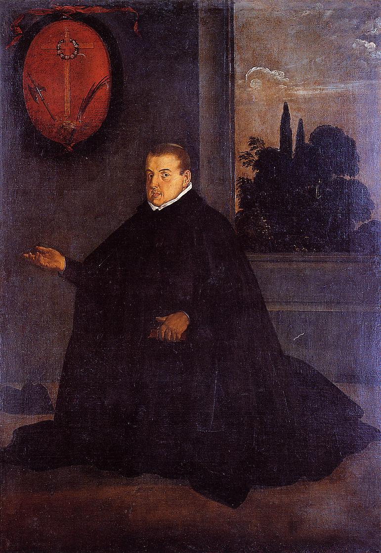 Don Cristobal Suarez de Ribera 1620 | Diego Velazquez | Oil Painting