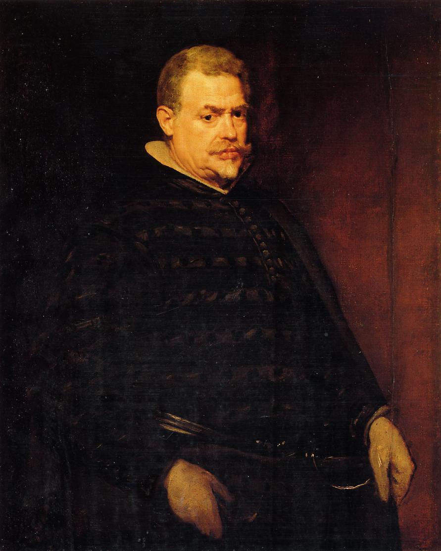 Don Juan Mateos 1632 | Diego Velazquez | Oil Painting