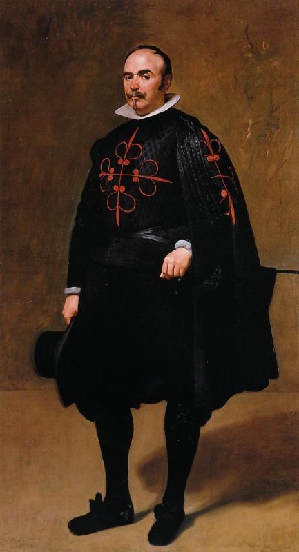 Don Pedro de Barberana Y Aparrequi 1631 1632 | Diego Velazquez | Oil Painting