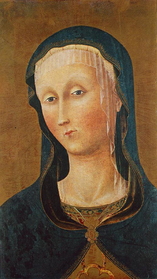 The Virgin Mary | Di Giovanni Dambrogio Pietro | Oil Painting