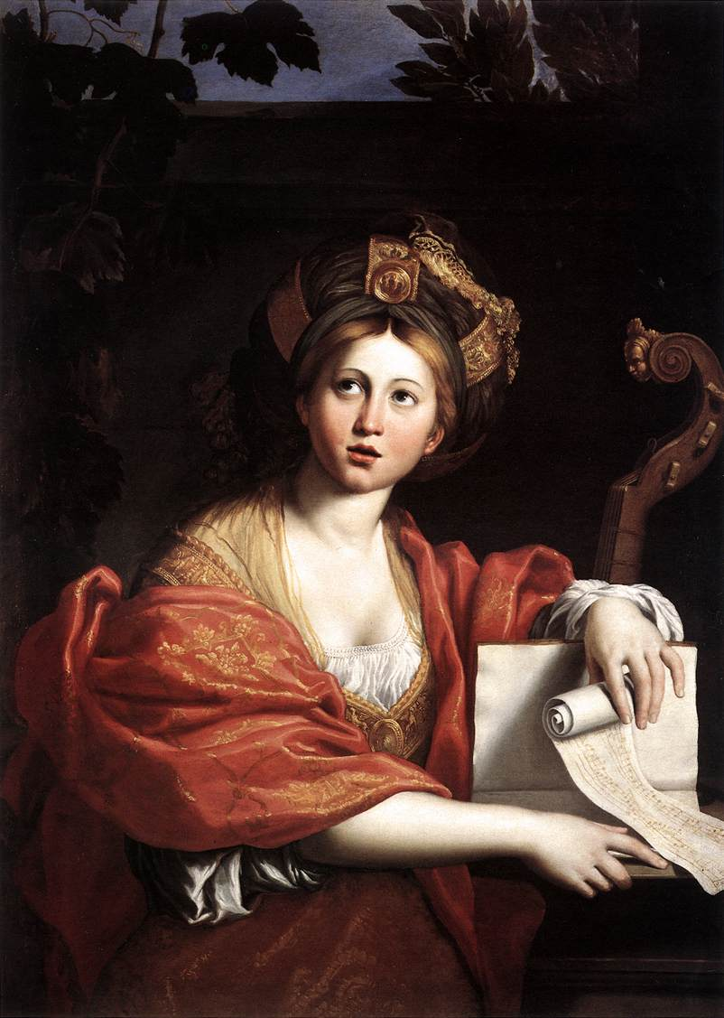 The Cumaean Sibyl 1610 | Domenichino | Oil Painting