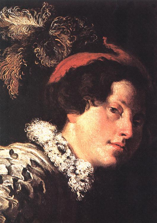 David (Detail) 1620 | Domenico Feti | Oil Painting