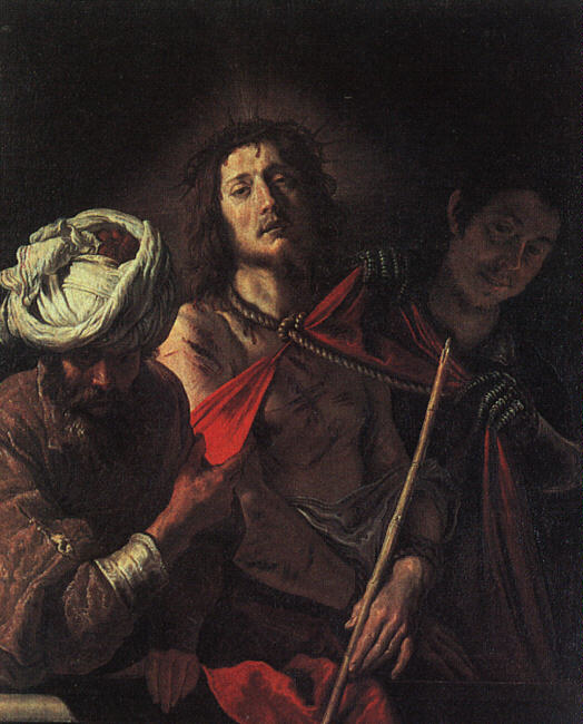 Ecce Homo 1600-10 | Domenico Feti | Oil Painting