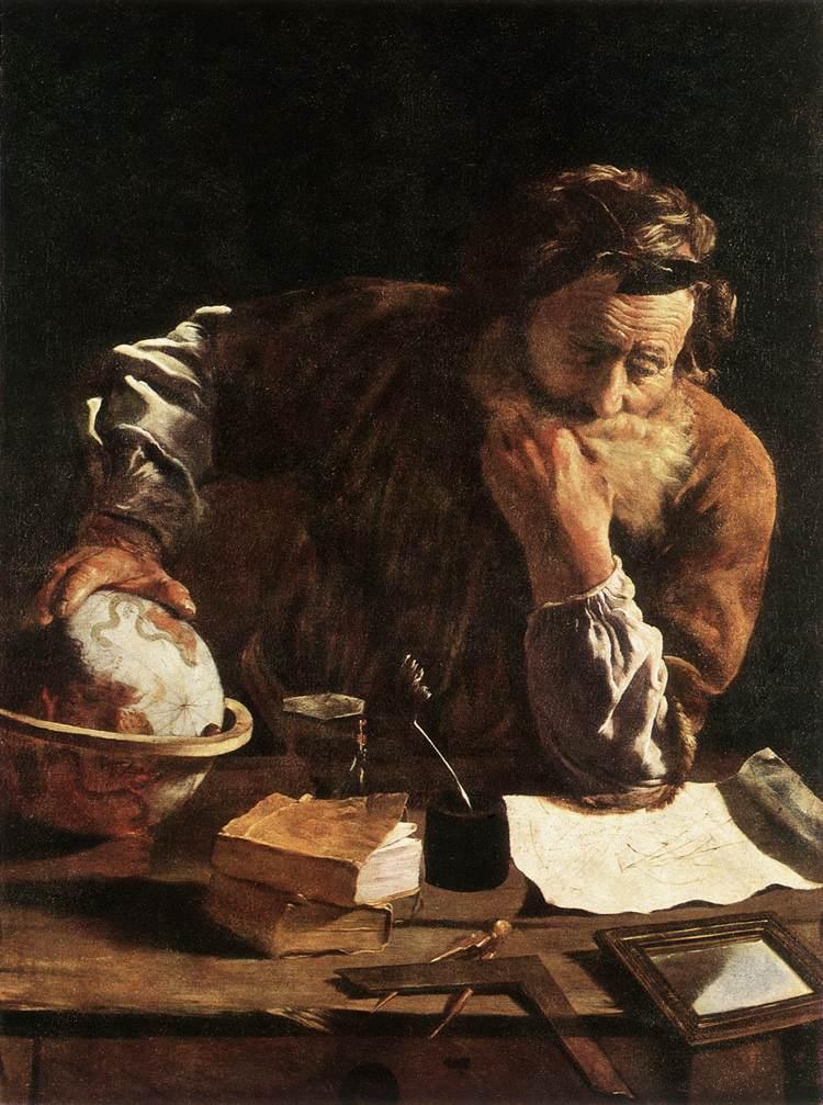 Portrait Of A Scholar | Domenico Feti | Oil Painting