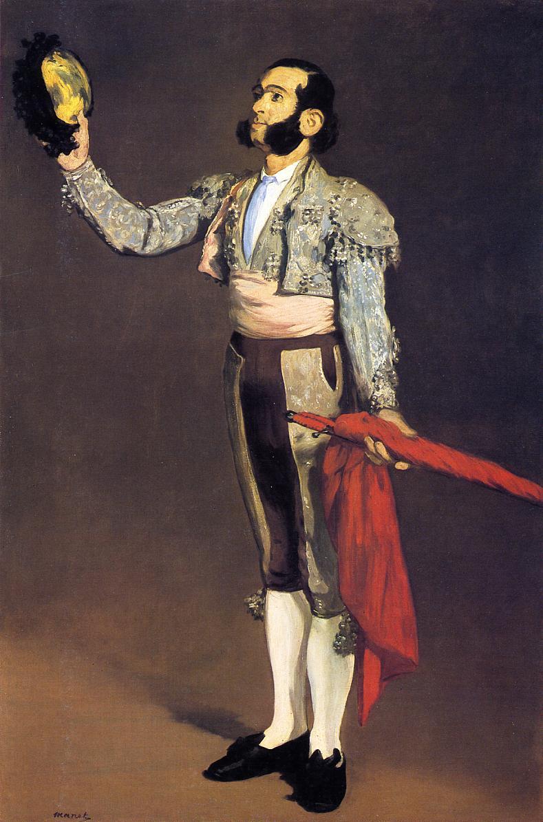 A Matador (aka Matador Saluting) 1866 1867 | Edouard Manet | Oil Painting