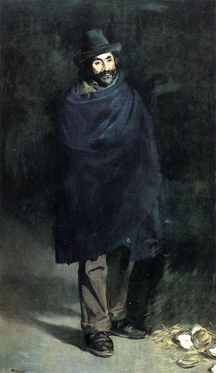 The Philosopher 1865 1867 | Edouard Manet | Oil Painting
