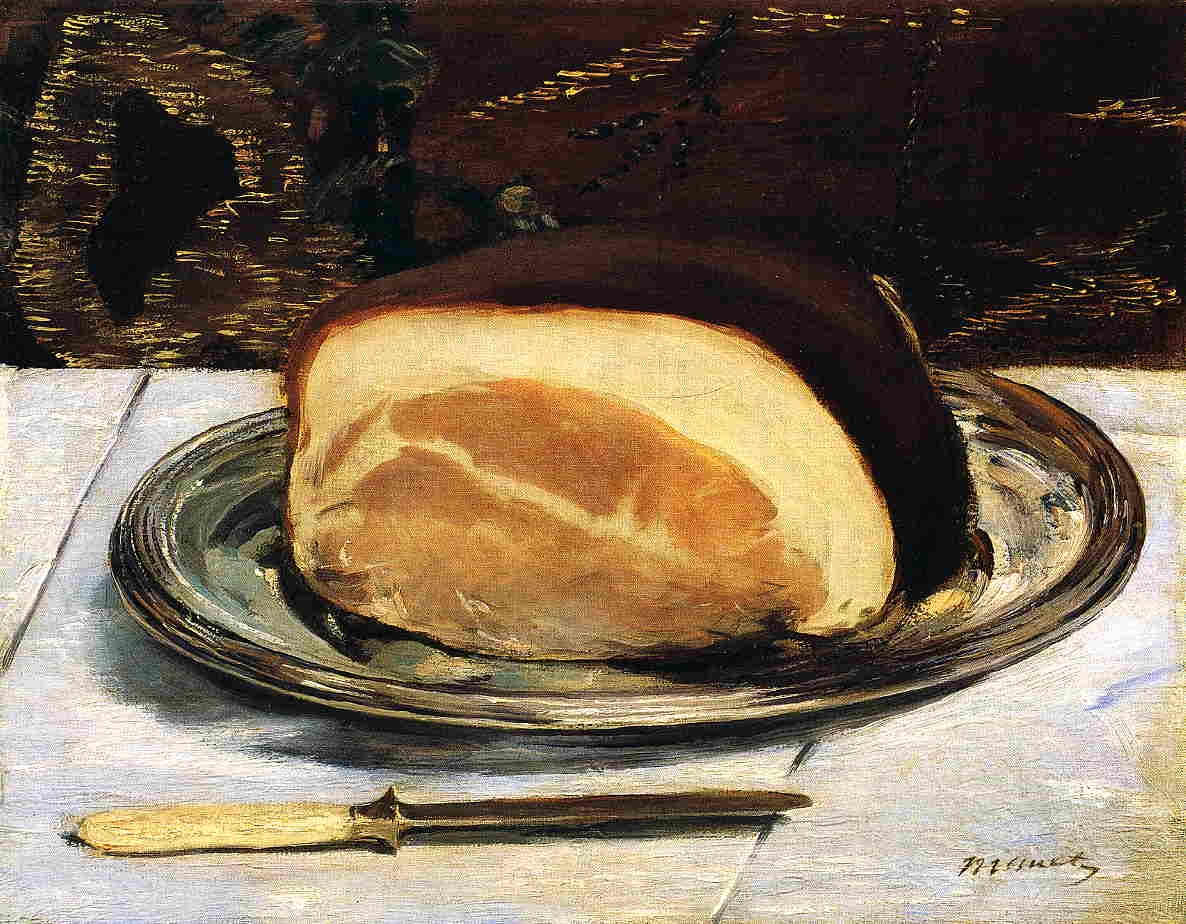 The Ham 1875 1878 | Edouard Manet | Oil Painting