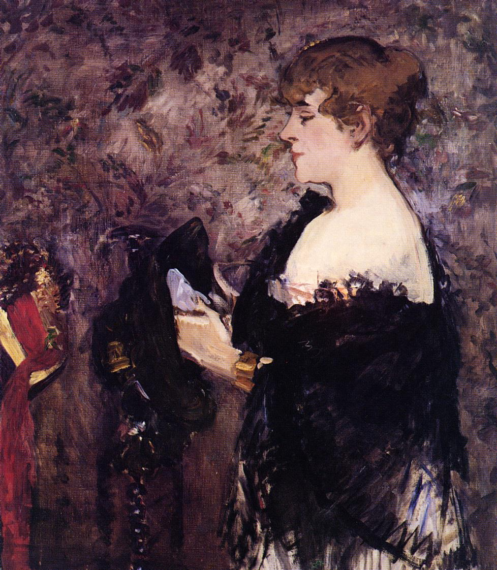 The Milliner 1881 | Edouard Manet | Oil Painting