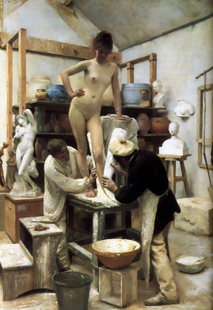 Unspecified | Eduoard Dantan | Oil Painting