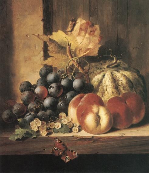 Still Life of Fruit   Edward Ladell   Oil Painting