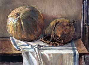 Melon 1905 | Egon Schiele | Oil Painting