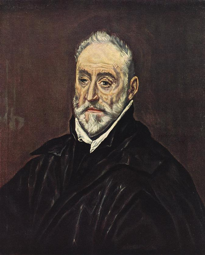 Antonio Covarrubias C 1594 | El Greco | Oil Painting