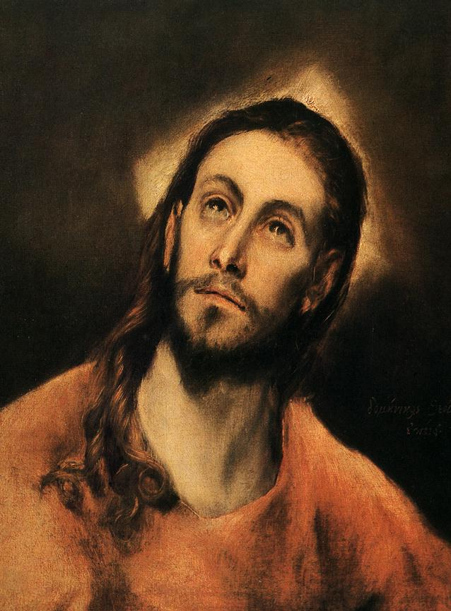 Christ 1590-95 | El Greco | Oil Painting