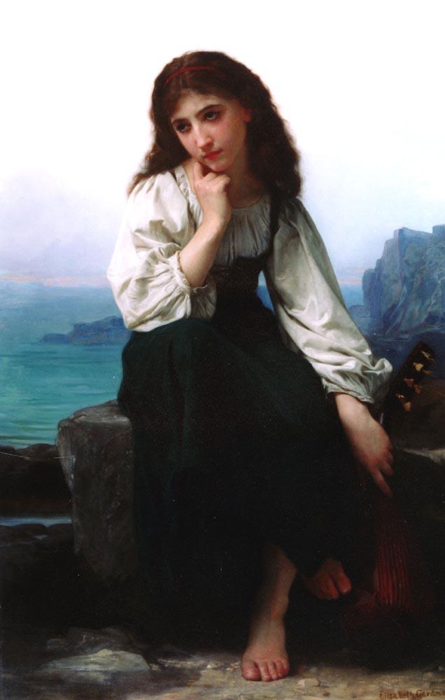 Garde | Elizabeth Bouguereau | Oil Painting