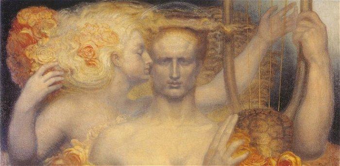 Harmonies 1912 | Emile Fabry | Oil Painting