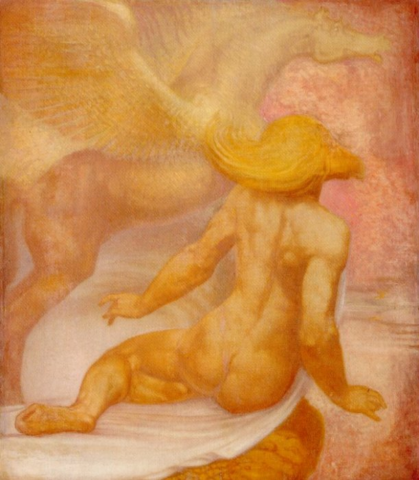 Pegasus 1911 | Emile Fabry | Oil Painting