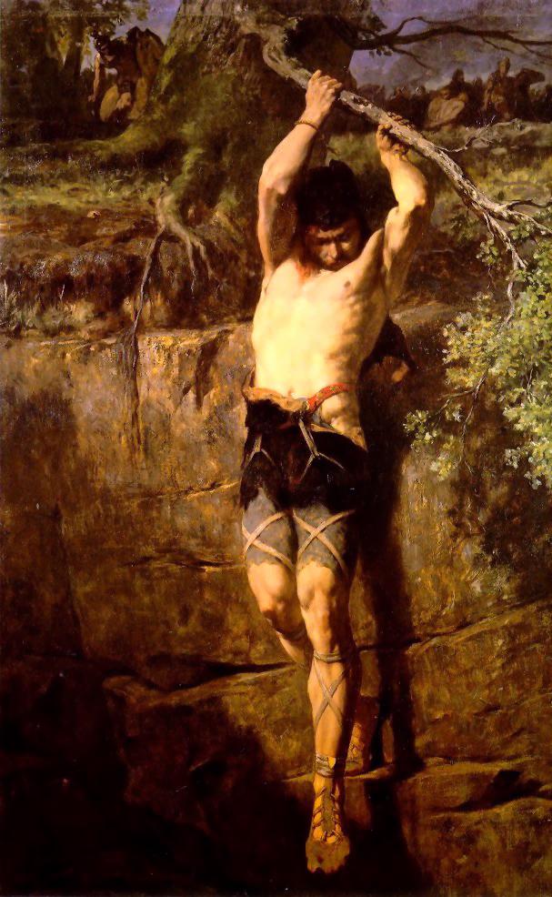 Luminais1 | Evariste Vital Luminais | Oil Painting