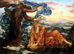 Earthbound 1897   Evelyn De Morgan   Oil Painting