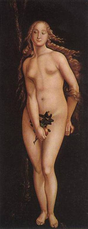 Eve | Grien Hans Baldung | Oil Painting