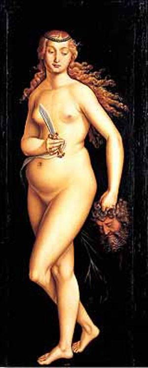 Judith | Grien Hans Baldung | Oil Painting