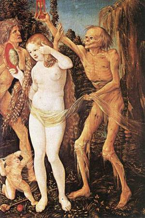 The Three Ages | Grien Hans Baldung | Oil Painting