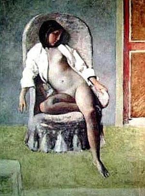 Image 04 | Balthus Balthazar Klossowsky De Rolla | Oil Painting
