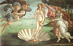 The Birth Of Venus | Botticelli Sandro | Oil Painting