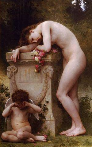 Douleur d'Amour | William Bouguereau | Oil Painting