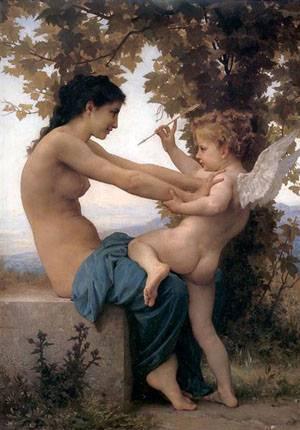 Jeune Fille   William Bouguereau   Oil Painting