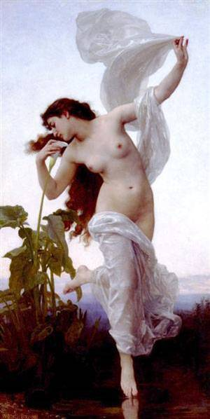 L'Aurore | William Bouguereau | Oil Painting