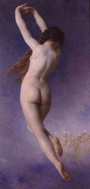 L'Etoile Perdue | William Bouguereau | Oil Painting
