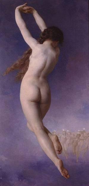 L'Etoile Perdue | William Bouguereau | Oil Painting