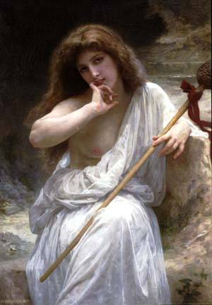 Mailice | William Bouguereau | Oil Painting