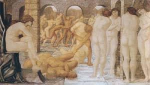Venus Discordia | Sir Edward Coley Burne Jones | Oil Painting