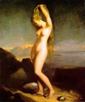 Inner Woman | Chasseriau Theodore | Oil Painting