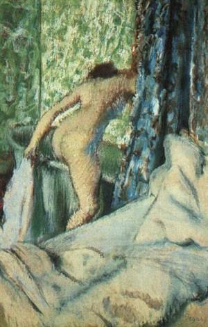 The Morning Bath | Edgar Degas | Oil Painting