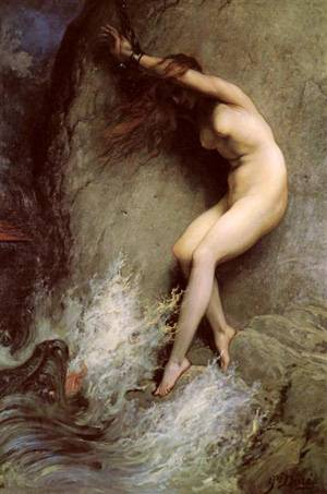 Andromeda | Gustave Dore | Oil Painting