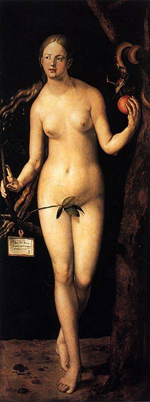 Eve | Albrecht Durer | Oil Painting