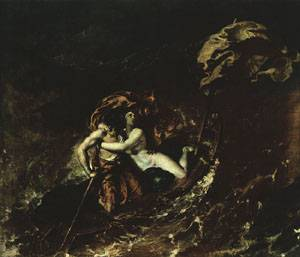The Storm | William Etty | Oil Painting