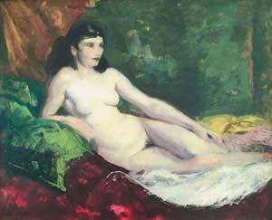 Betalo Nu | Henri Robert | Oil Painting