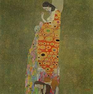Hope | Gustave Klimt | Oil Painting
