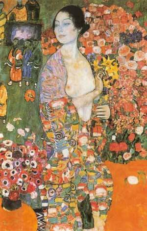 The Dancer | Gustave Klimt | Oil Painting