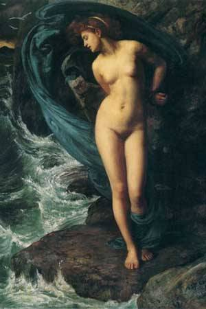 Andromeda | Sir Edward Poynter | Oil Painting