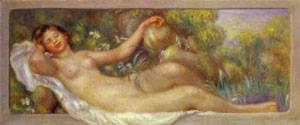The Spring | Pierre Auguste Renoir | Oil Painting